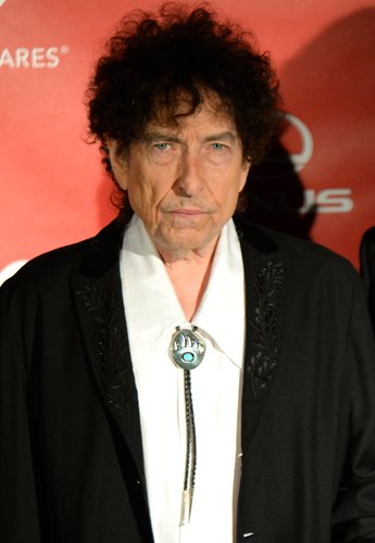 Bob Dylan attends the 25th anniversary MusiCares 2015 Person Of The Year Gala honoring Bob Dylan at the Los Angeles Convention Center on February 6, 2015 in Los Angeles