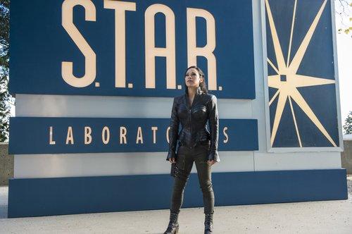 Jessica Camacho as Gypsy in 'The Flash' Season 3