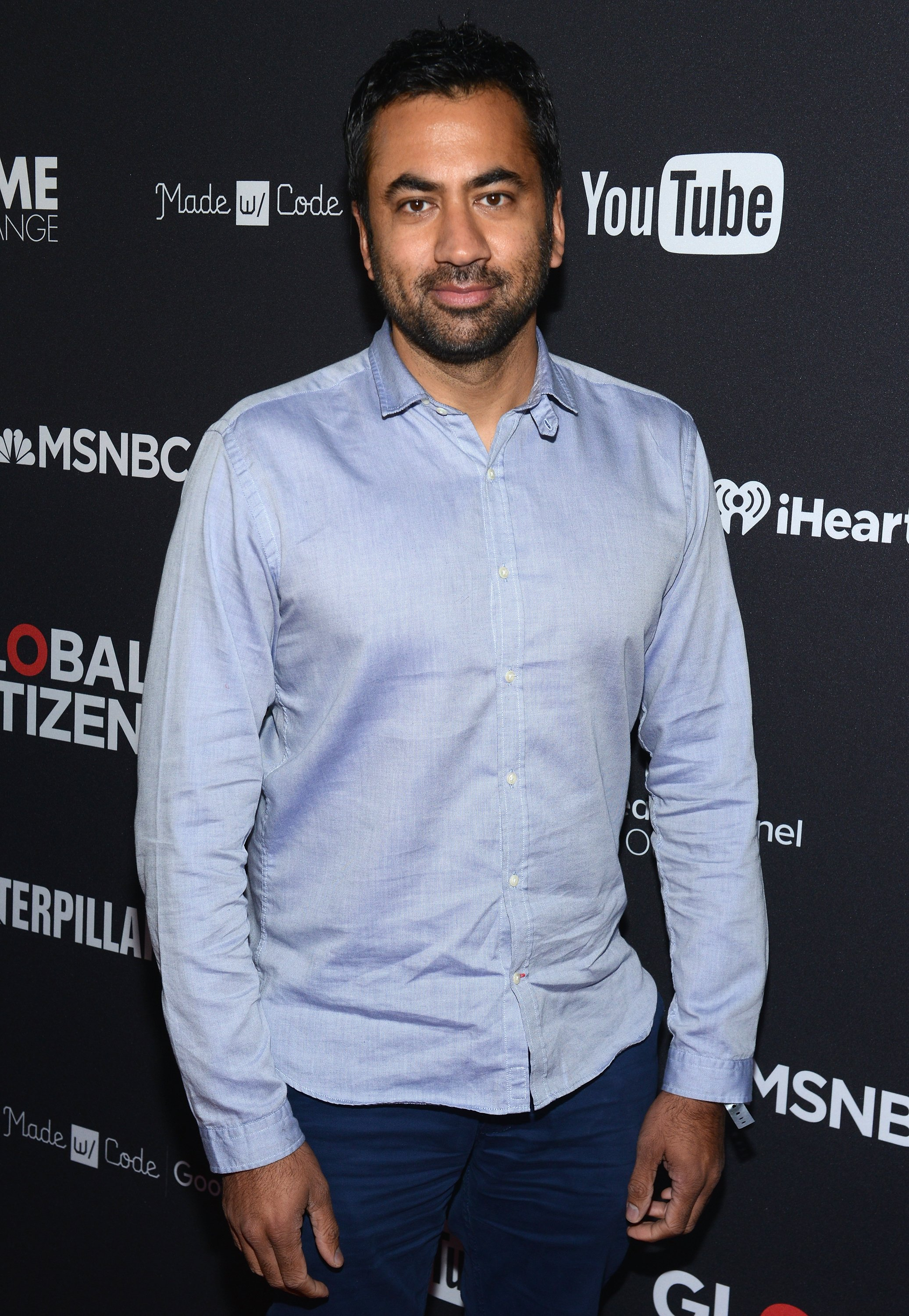 Kal Penn attends the 2016 Global Citizen Festival In Central Park To End Extreme Poverty By 2030 at Central Park on September 24, 2016 in New York City