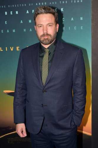 Ben Affleck attends the 'Live By Night' New York Screening at Metrograph on December 13, 2016 in New York City