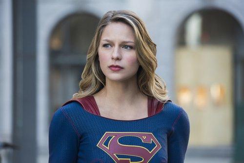 Melissa Benoist as Supergirl in 'Supergirl' Season 2, Episode 13 -- 'Mr. & Mrs. Mxyzptlk'