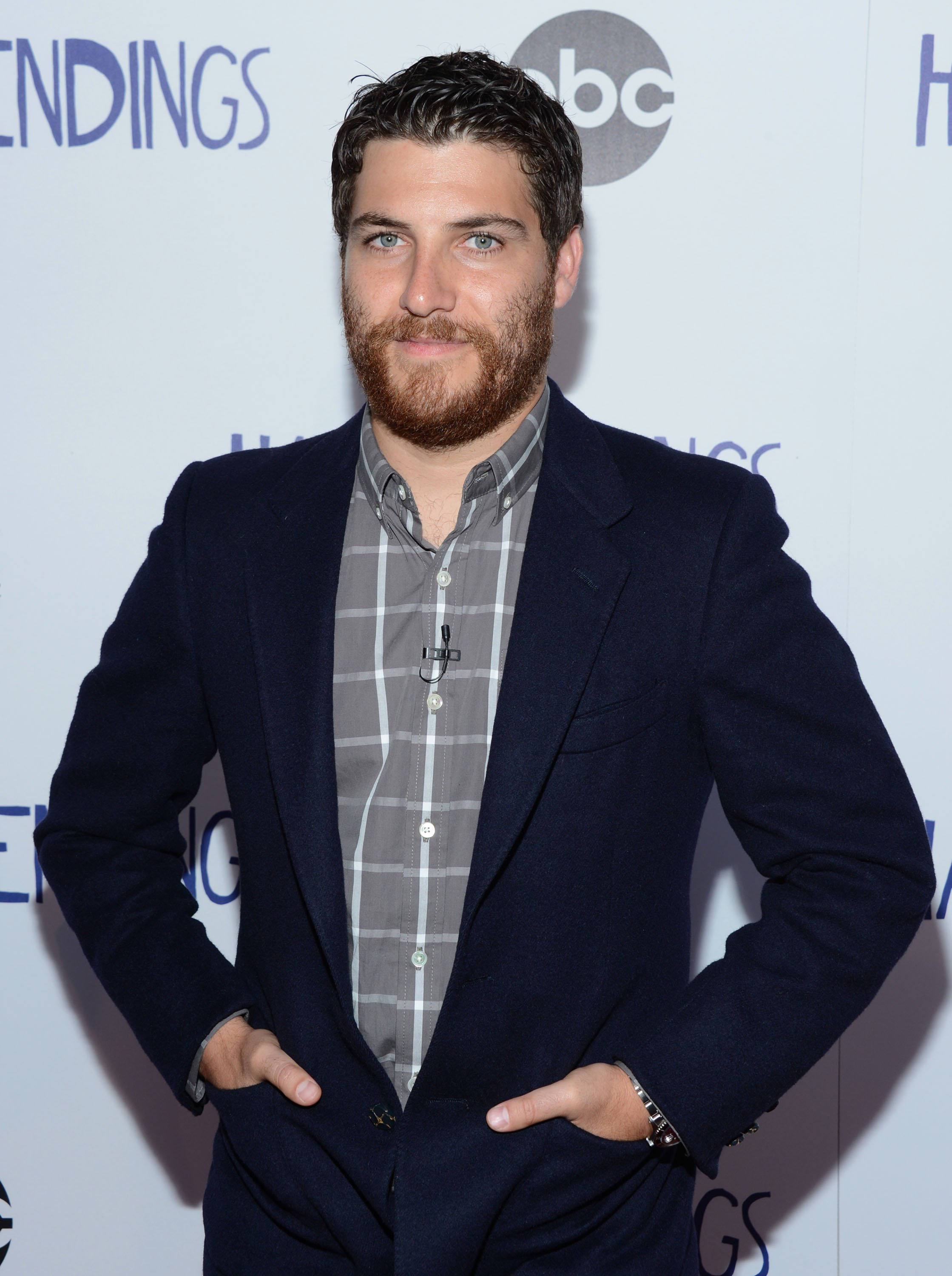 Adam Pally attends the Sony Pictures Television Hosts A Special Evening With ABC's 'Happy Endings' at the Leonard H. Goldenson Theatre on May 24, 2012 in North Hollywood