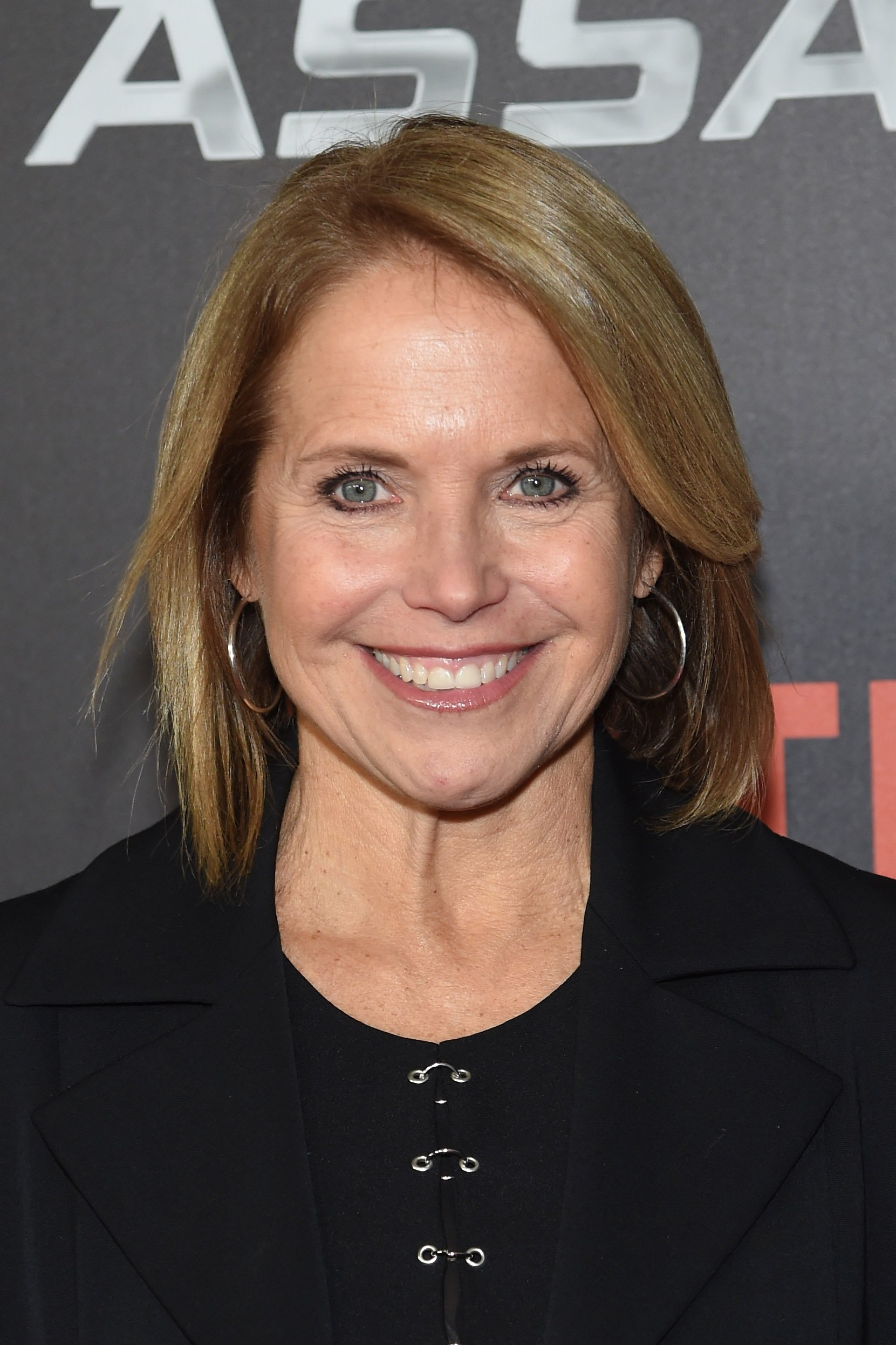 Katie Couric Attends 'True Memoirs Of An International Assassin' Premiere