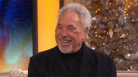 Tom Jones On 'The Ultimate Tom Jones Song'