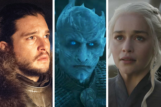 So, in order to thwart what would be the most ultimate spoiler in TV history, they're going to shoot MULTIPLE ENDINGS of Game of Thrones Season 8 (aka the FINAL season).