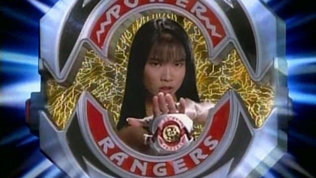 Trini Kwan from Mighty Morphin Power Rangers