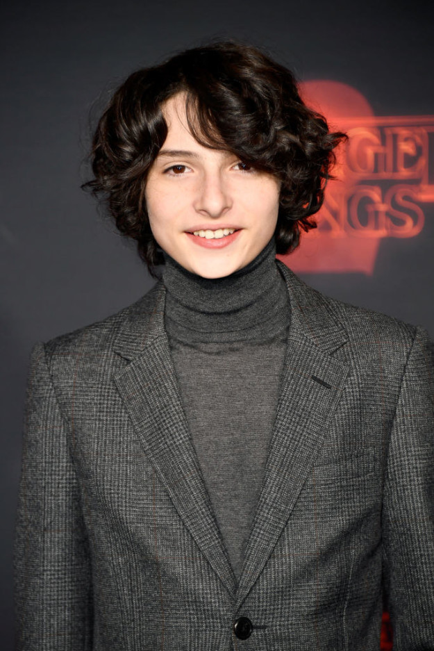 Like a lot of people over the weekend, you might've spent a ton of time binge-watching Season 2 of Netflix's Stranger Things, starring Finn Wolfhard, who plays the character Mike Wheeler.