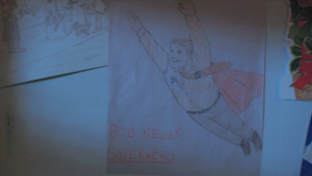 Rest in Easy-Peasy Peace, Bob Newby, forever a superhero.