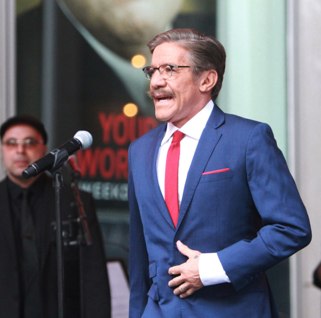 Fox News anchor Geraldo Rivera on Wednesday sparked outrage with a tweet defending fired NBC News host Matt Lauer.