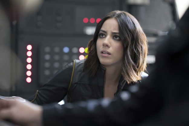 Daisy Johnson from Marvel's Agents of S.H.I.E.L.D.