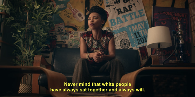 Sam White from Dear White People