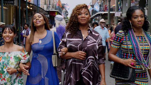 But while blockbuster comedy Girls Trip and the film's breakout star Tiffany Haddish were both rumored to be in contention for nominations, both were overlooked by the Hollywood Foreign Press Association, the group behind the Globes.