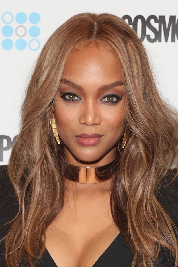 Tyra Banks recently sat down for an interview with BuzzFeed News to talk all things America's Next Top Model, which starts airing again on Jan. 9. And in doing so, she even addressed the now-infamous