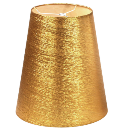 This lampshade: