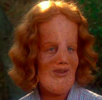 And Eric Stoltz in Mask: