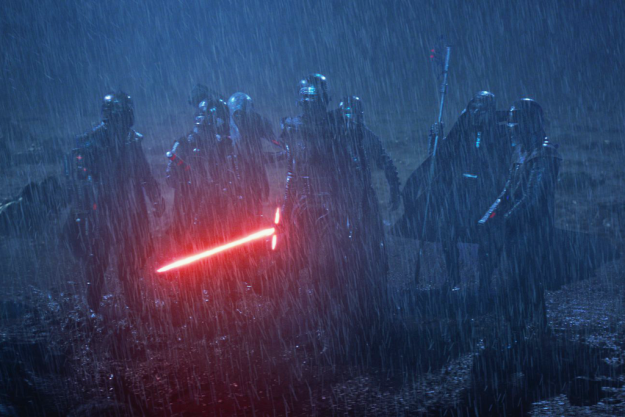 Where the hell are the Knights of Ren?