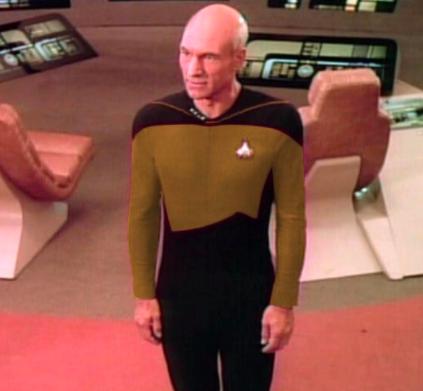 Captain Picard: