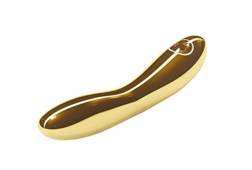 This 24k gold vibrator: