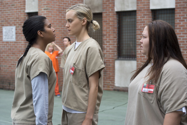 3. Orange is the New Black