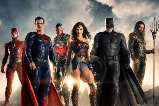5. Justice League