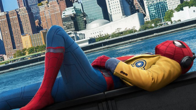 4. Spider-Man: Homecoming