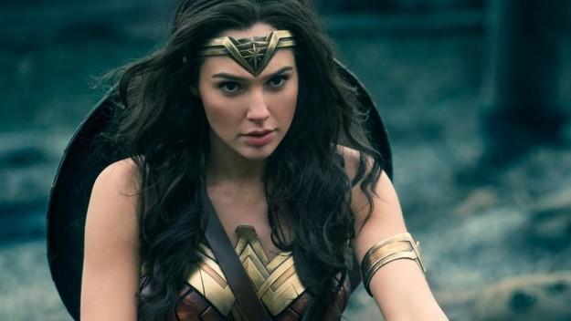 1. Wonder Woman