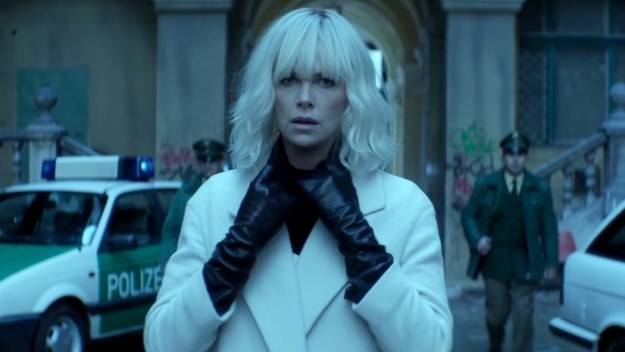 Lorraine Broughton from Atomic Blonde