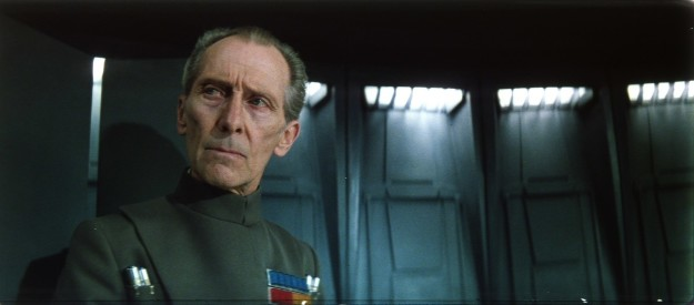 "The idea for the First Order to be able to track ships through hyperspace originated from a secret Imperial think tank named the ""Tarkin Initiative."""