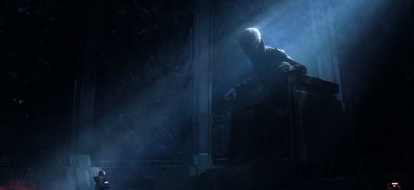 The reason Snoke recruited Ben Solo was because he thought only someone with Skywalker blood could kill Luke.