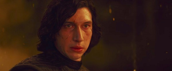 And finally, Ben Solo was really into calligraphy.