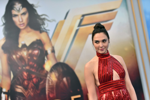 """I was very moved and touched by the feedback of all the people that were disappointed that Wonder Woman wasn't nominated,"" Gal said."