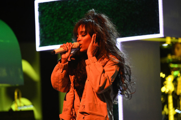 """She was the most-nominated female artist of the year, with a total of five Grammy nominations, including """"Best New Artist."""""""