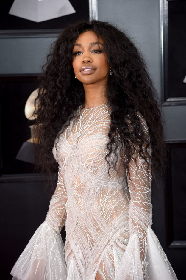 Let's cut to the chase. This is SZA.