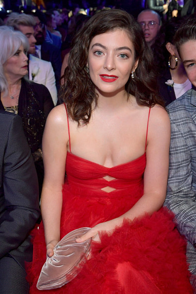 There was no lack of controversy at the Grammys Sunday night, but before the show even started, people were taking umbrage with Lorde being the only Album of the Year nominee who wasn't asked to perform solo.