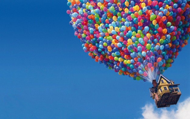Hi there. I'm going to try to keep it together for this post, but I can't guarantee anything. You've seen Up, right?
