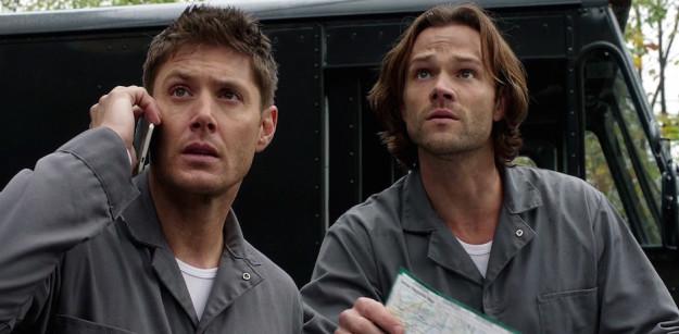 Dean and Sam Winchester (Supernatural)