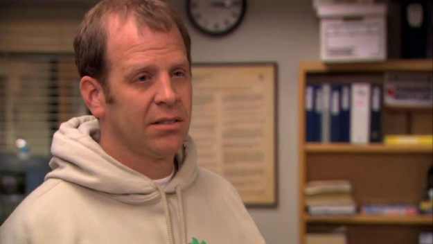 Toby Flenderson (The Office)