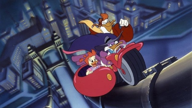 Darkwing Duck first aired 27 years ago...