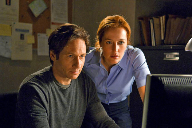 This year is also the year that The X-Files turns 25 years old.