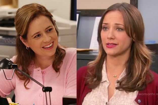 Pam and Ann would hit it off immediately.