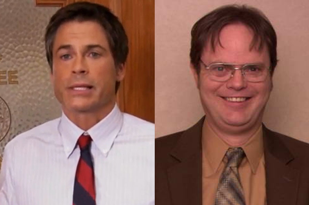 Chris Traeger would go on an all-beet diet after Dwight tells him about the various health benefits that beets provide.