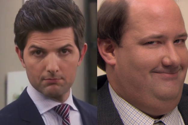 Ben Wyatt and Kevin Malone would THINK they have nothing in common — until somebody mentions calzones.