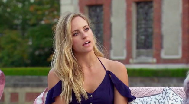 """After that, Arie confronted Kendall about what Krystal had said. Kendall thought it was """"pretty cruel"""" that Krystal felt the need to say that stuff to Arie behind her back."""