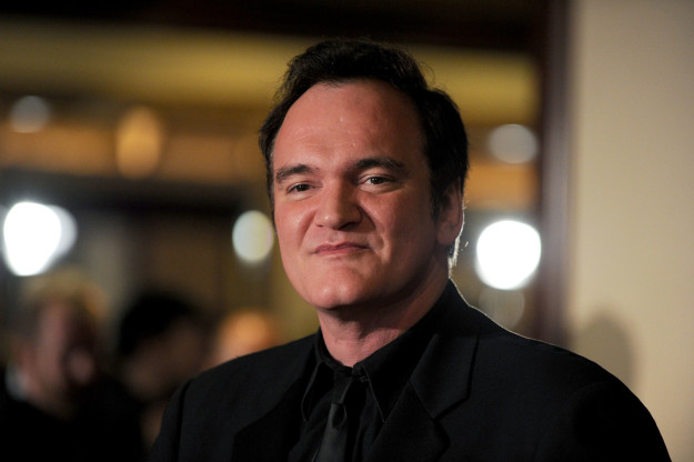 Tarantino told that outlet that he wasn't in a