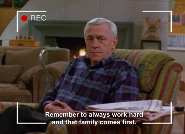 This advice: