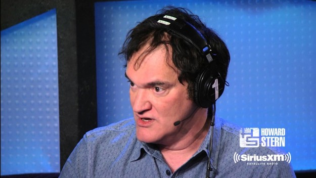 Amid revelations that director Quentin Tarantino personally choked and spit on Uma Thurman for scenes in Kill Bill, as well as choked Diane Kruger for Inglourious Basterds, the director is facing a fresh round of criticism, this time for comments he made in an interview with Howard Stern in 2003, in which he said Roman Polanski's 13-year-old rape victim