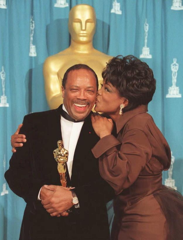 Oprah Winfrey shouldn't run for president, per Jones.