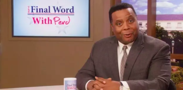 Perd Hapley would do a story about the Scranton Strangler.