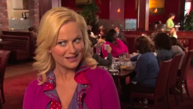 The ladies of The Office would score an invite to Galentine's Day...