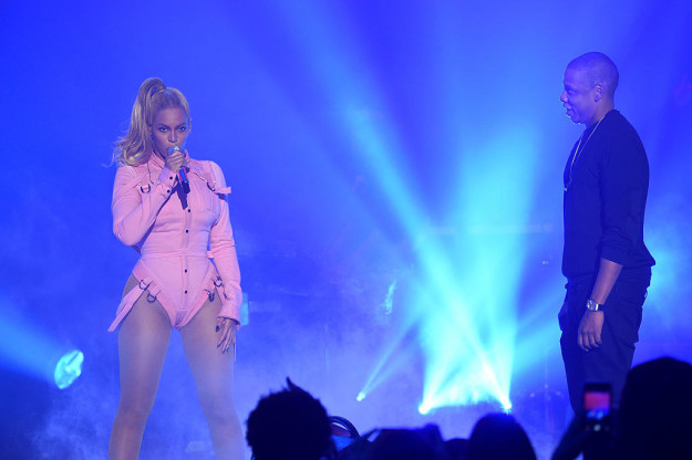 Anticipation for the tour, a follow-up to the power couple's 2014 outing, has been building since a snafu last week on Beyoncé's official Facebook page appeared to make the announcement prematurely.